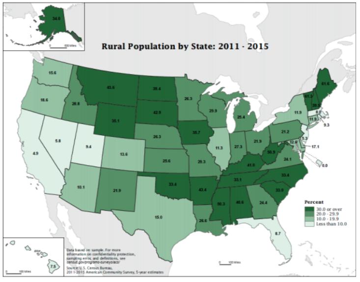RuralPopbyState2011-2015